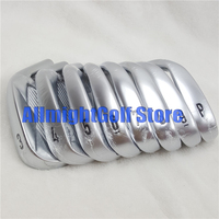 8pcs X Forged Golf clubs Iron 3 9.P Club Iron Head Steel shaft 3.4.5.6.7.8.9.P R/S Flex Graphite shaft Free shipping