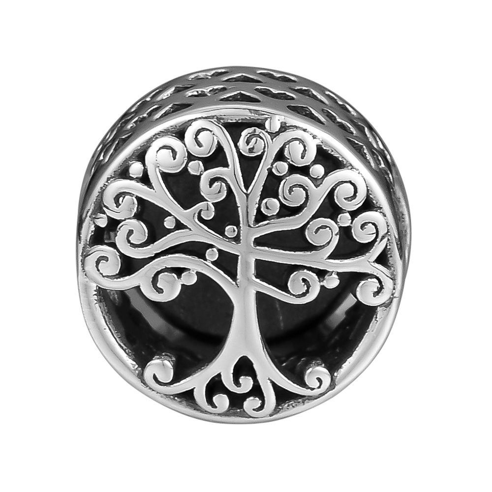 CKK Family Roots Beads Charms 925 Sterling Silver Jewelry Fits Original Bracelet Necklace Kralen Berloque PerlesCKK Family Roots Beads Charms 925 Sterling Silver Jewelry Fits Original Bracelet Necklace Kralen Berloque Perles