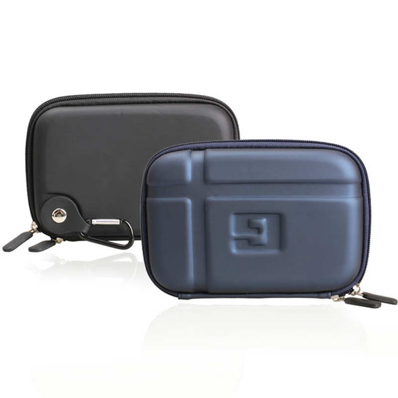 5.2Inch Navigation Protection Package Hard GPS Case Cover Carrying Bag Protection for Garmin Nuvi Black E#A