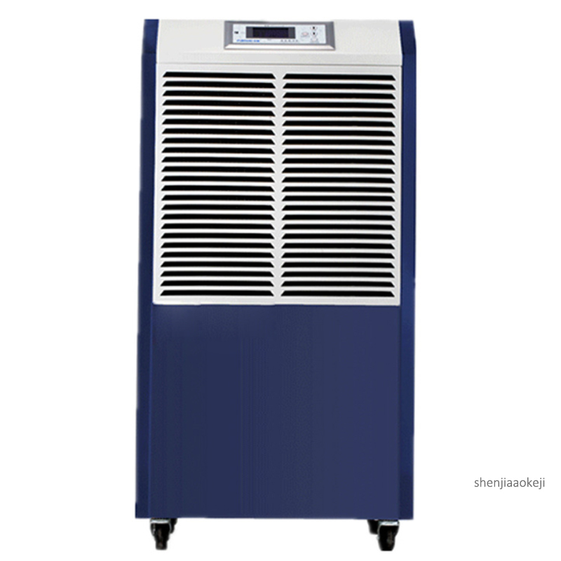138L/day industrial dehumidifier Commercial air dehumidifier for Basement/warehouse/workshop/engine room air dryer DCS1382E image