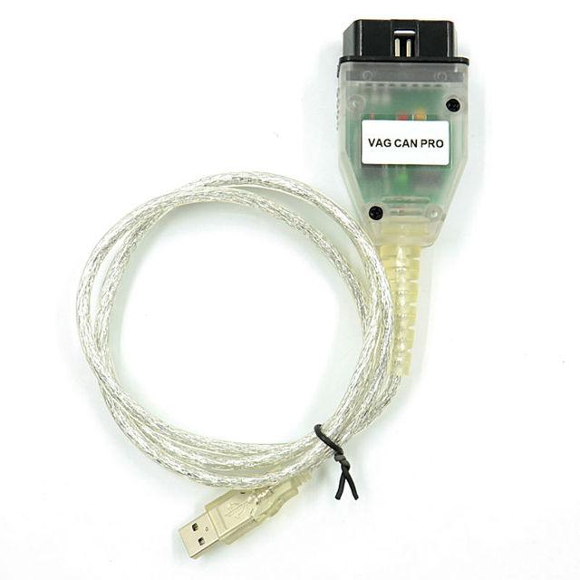 2019 VAG CAN PRO BUS+UDS+K-line S.W Version 5.5.1 VCP Scanner obd2 car diagnostic scanner better than ODIS