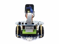 Parts Raspberry Pi AlphaBot2 Pi Acce Pack Robot Building Kit For Raspberry Pi 3 Model B