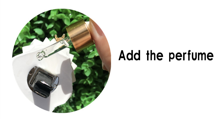 Carro automático ambientador perfume clipes fragrância cerâmica