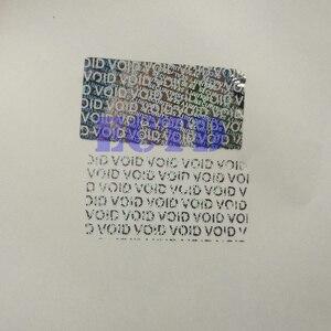 Image 5 - Étiquette autocollante imperméable à labrasion, sceau de sécurité 1000x1.57 pouces, sceau 0.79 x