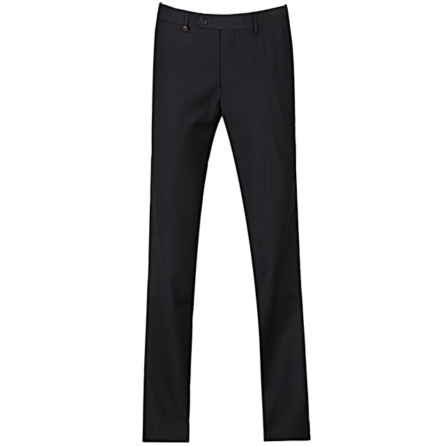 Commercial Male Western Style Trousers Formal Anti Wrinkle Explosion