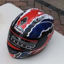 Arai helmet RX 7 RR5 Doohan мотоциклетный шлем, шлем для бега, гоночный шлем, полное лицо