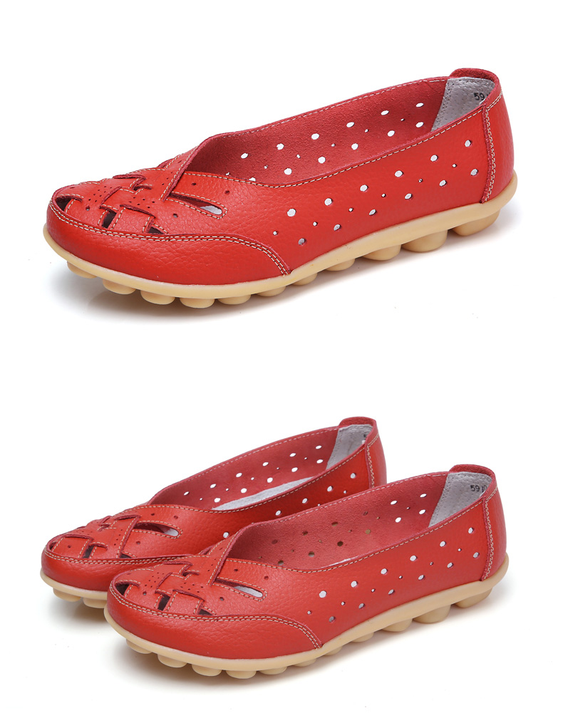 AH1165 (30) Women's Loafers Shoes
