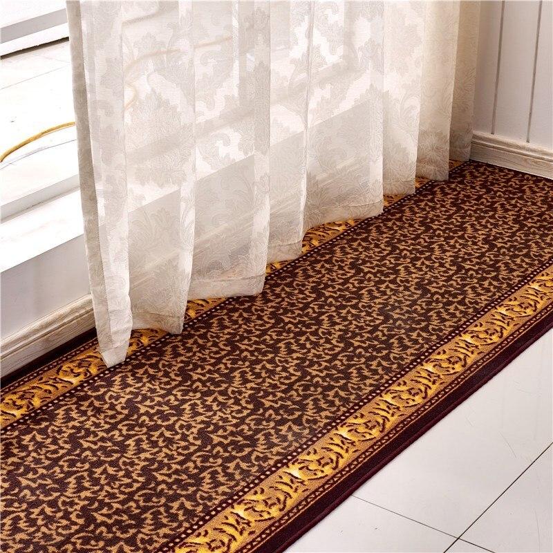 Luxury Modern Hallway Carpet Stair Mat Hotel Floor Mats for the Corridor Polypropylene Carpets and