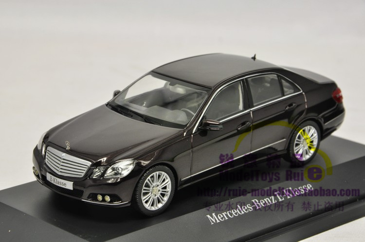 1 43 imported mercedes benz factory oem benz shu ke benz e for Miniature mercedes benz models