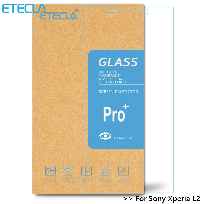 3Pcs For <font><b>Sony</b></font> <font><b>Xperia</b></font> <font><b>L2</b></font> Tempered <font><b>Glass</b></font> On <font><b>Sony</b></font> <font><b>Xperia</b></font> <font><b>L2</b></font> <font><b>Glass</b></font> For Soni Experia <font><b>L2</b></font> Screen Protector 0.26mm HD 9H Clear <font><b>Glass</b></font> image