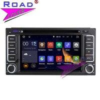 TOPNAVI 4G 32GB Android 8 0 Octa Core Car PC DVD Player For Toyota Universal Corolla