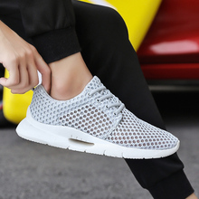 Men's Casual Shoes Breathable Male Mesh Shoes Classic Tenis Masculino Shoes Zapatos Hombre Sapatos Sneakers YL441