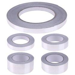 10 20 30 40 50mm width single side adhesive aluminum heat resist waterproof foil tape for.jpg 250x250