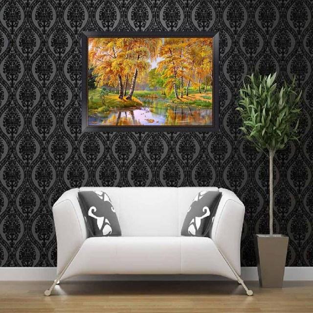 quadro paisagens diy 5d pintura dimond beading mosaico desenhos para