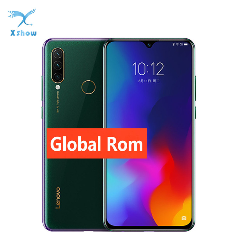 Global ROM Lenovo Z6 Lite 4GB 64GB 6.3
