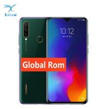 "Global Rom Lenovo Z6 Lite 6 Gb 128 Gb 6.3 ""2340*1080 Water Drop Screen Mobiele Telefoon 4050 mah Batterij Achteruitrijcamera 16.0MP + 8.0MP + 5.0MP"