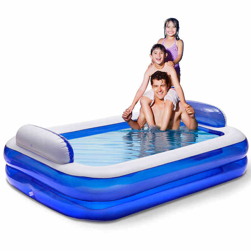 Piscine gonflable adulte pas cher for Piscine gonflable pas cher decathlon