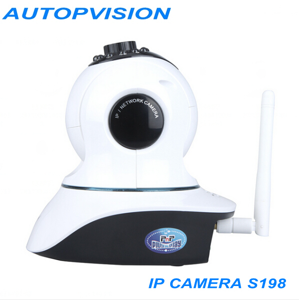 ФОТО Security IR-Cut pnp IP camera technology with easy operation Tilt Wireless Wifi Micro C7838WIP