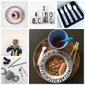 Конфеты Цвет Детей Стакана Молока Письма Безопасности Меламина Ребенка Fedding Bowl Блюда Тарелки Фрукты Нож И Вилка XHH8078