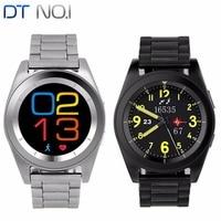 DT 1 호 G6 Smat 시계 MTK2502 블루투스 4.0 G6 스포츠 스마트 손목 시계 건강 추적기 심장 박동 모니터 안드로이드 iOS 전화