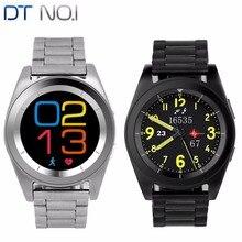 DT No. 1 Smat Assistir MTK2502 Bluetooth 4.0 G6 G6 Esporte Inteligente Relógio de pulso Rastreador Saúde Monitor De Freqüência Cardíaca para Android iOS Telefone
