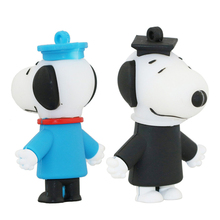 Dog USB Flash Drive USB 2.0 USB Flash Drives Thumb PenDrive U Disk USB Creativo Memory Stick 4GB 8GB 16GB 32GB 64GB