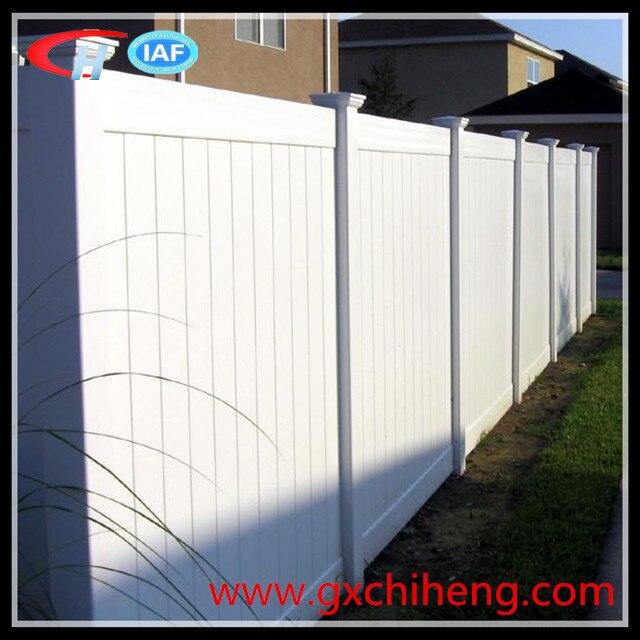 a buon mercato all'ingrosso pvc privacy pannello di recinzione ... - Recinzioni Da Giardino In Pvc