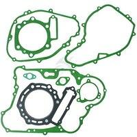 Motorcycle Completed Engine Gasket Kit Set For Kawasaki KLR650 KLR 650 1987 2007 Motorcycle