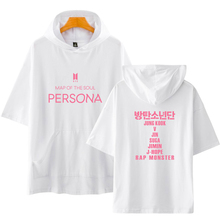Map Of The Soul: PERSONA BTS Hooded T-Shirt