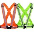 Jingleszcn reflexivo alta colete de segurança verde/orange tiras para a construção de tráfego & warehouse jaqueta de segurança visibilidade