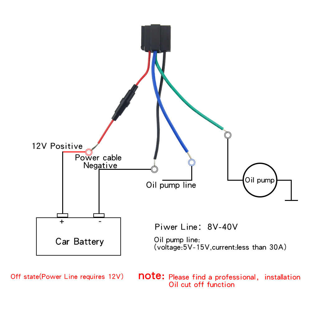 Mini Relay Wiring - Wiring Diagram Verified on