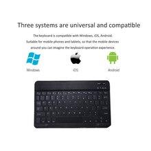 Clavier Bluetooth  pour tablette  Android Windows et iOS