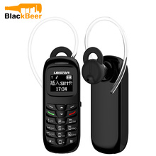 Mosthink L8star Bm70 Mini Mobile Phone Wrieless Bluetooth наушники Ceellphone Stereo GSM Unlocked Phone Thin Gsm Small Phone