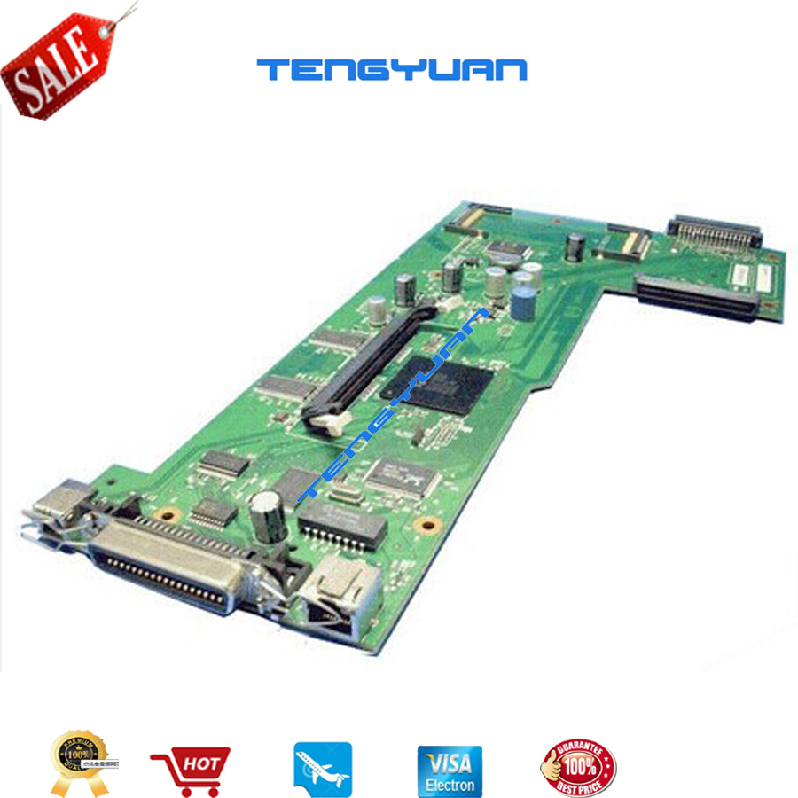 Original Q6498-69002 Q6498-67901 Q6498-67902 Formatter Board logic Board MainBoard For HP5200N 5200DN HP5200DTN printer parts bulk price 5 pieces lots pt093 logic board for canon l100 l150 formatter board original and new officejet printer parts