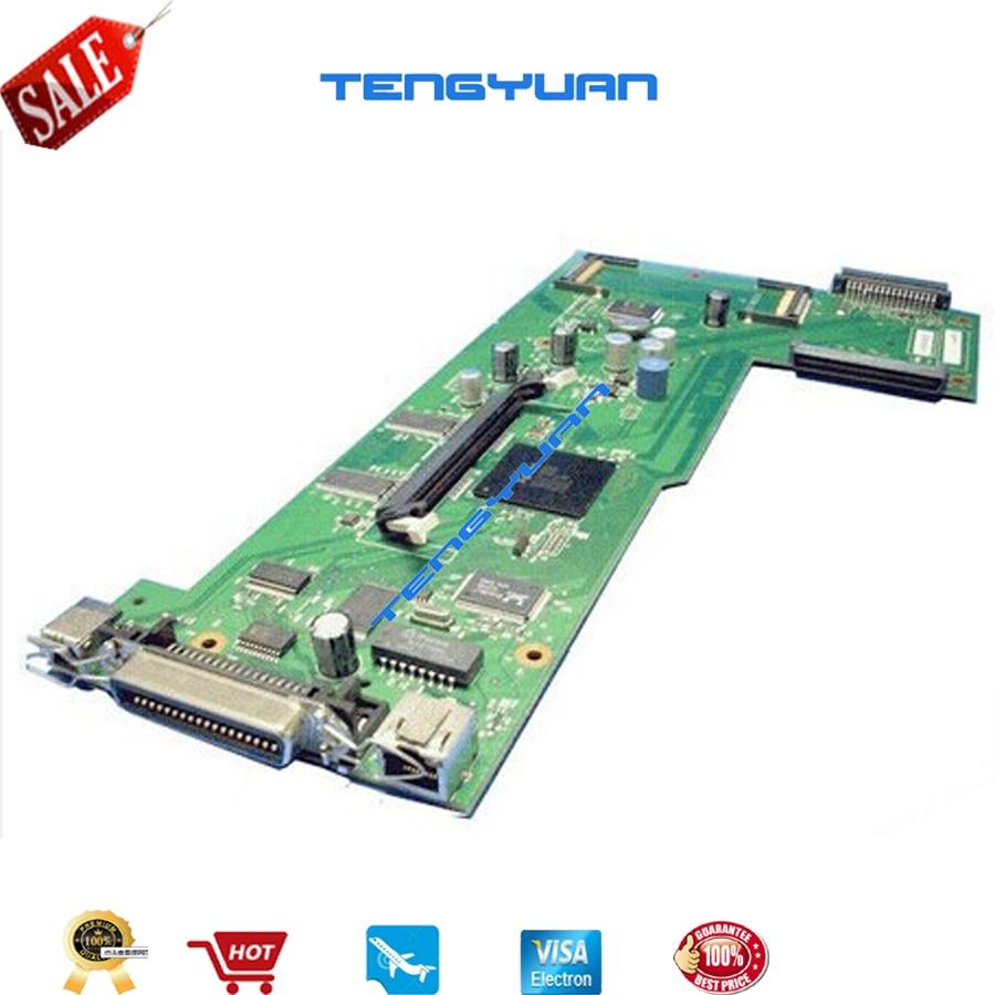 Original Q6498-69002 Q6498-67901 Q6498-67902 Formatter Board logic Board MainBoard For HP5200N 5200DN HP5200DTN printer parts цена