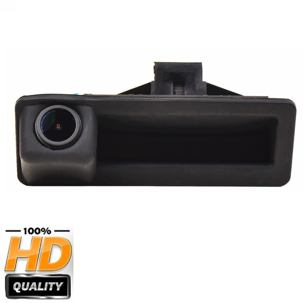 Камера заднего вида для BMW E60 E61 E70 E71 E72 E82 E88 E84 E90 E91 E92 E93 X1 X5, камера заднего вида с ночным видением HD 1280x720p