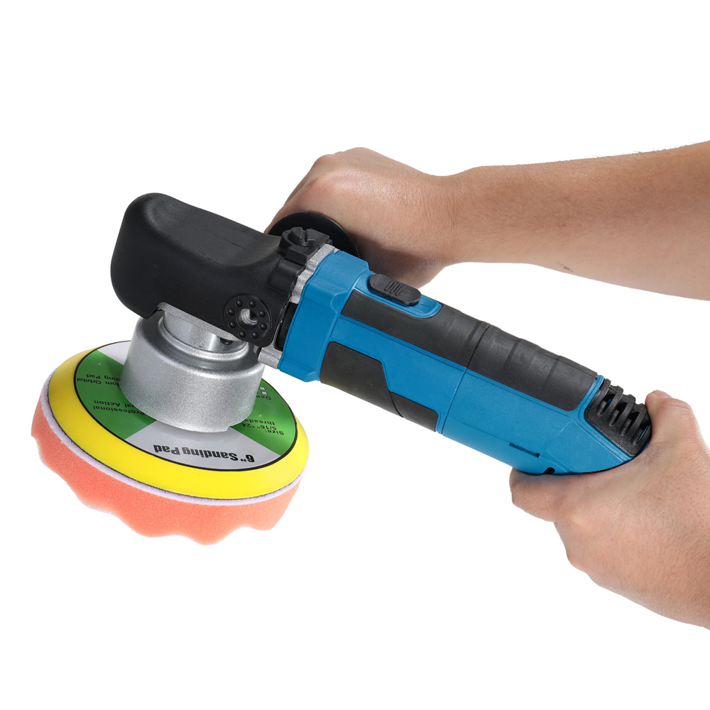 220V 240V 680W Dual Action Car Polishing Machine Car Wax Polisher Shock Polisher Sealing Glaze Waxing