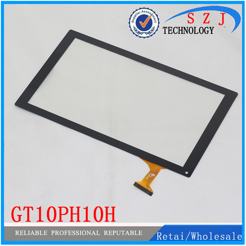 Original 10.1'' Inch Tablet Pc GT10PH10H  Capacitive Touch Screen Panel Digitizer Glass For Tablet Pc Mid Repa Free Ship