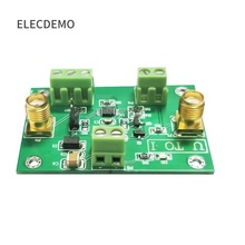 XTR111 Module Voltage to current module XTR111 high precision current transmitter 0-5V to 0-25mA signal conversion 5v 5a high current 24v low voltage wireless charging module ic scheme