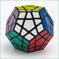 3x3x3 ShengShou Megaminx Cubos Mágicos 12-side Rompecabezas Velocidad Cubo Cubos de Aprendizaje y Educativos Juguetes De Plástico Bola como Regalos