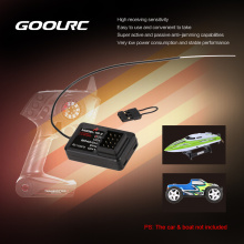 Original GoolRC TG-3 2.4G 3CH RC Car Boat Receiver for GoolRC TG3 AUSTAR AX5S RC Transmitter(China)