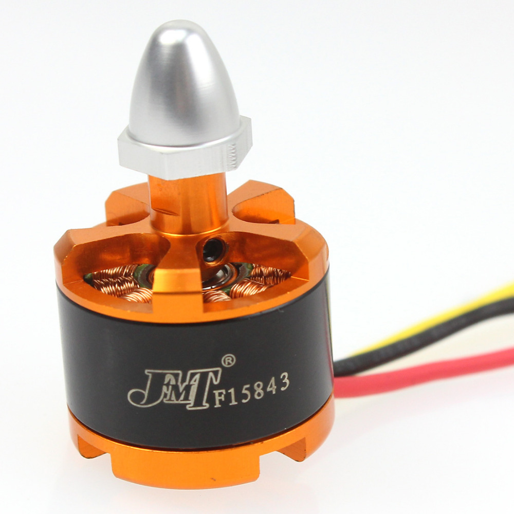 F15843/4 JMT 920KV CW CCW Brushless Motor for DIY 3-4S Lipo RC Quadcopter F330 F450 F550 Cheerson CX-20 Drone