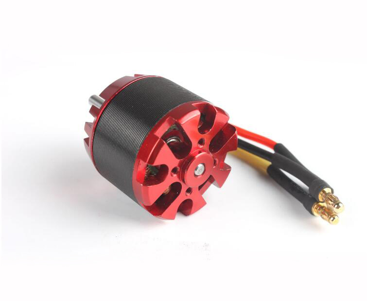 Free Shipping N3530(2808) EMP 1400KV outer rotor brushless motor inverted motor for RC aircraft Helicopter models