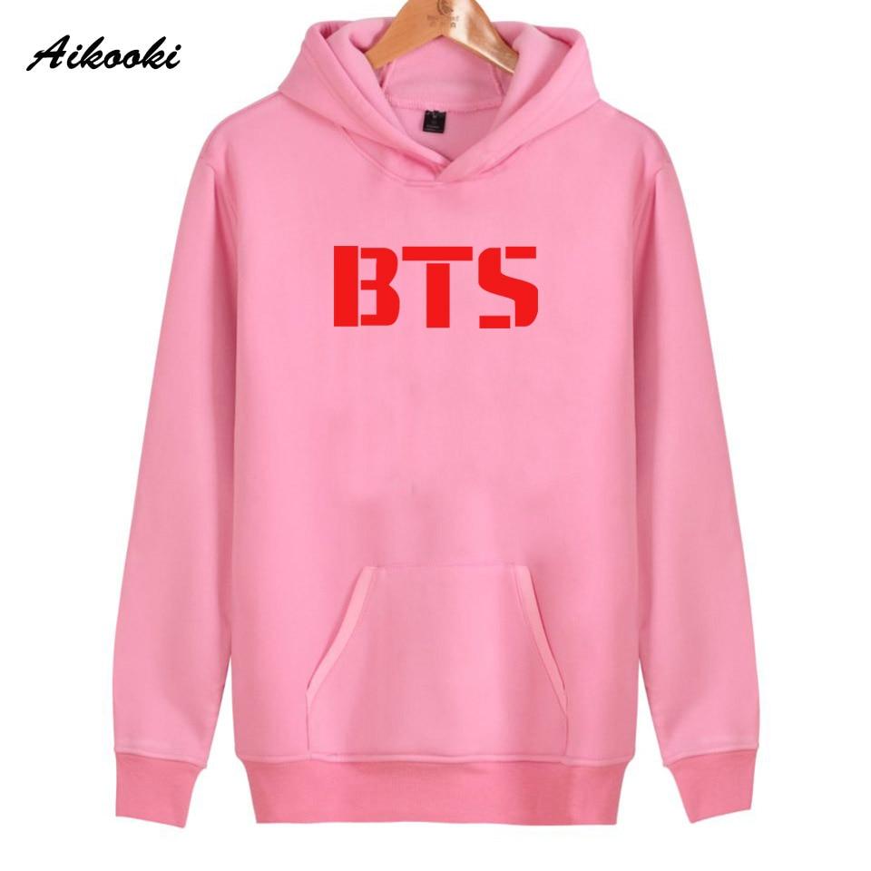 Hoodies Women/Men Sweatshirt kpop BTS Hoodies Sweatshirt Hip Casual harajuku BTS Hoodie men/women Sweatshirt High Quality Tops