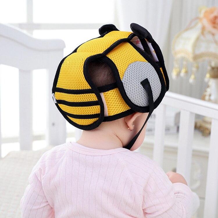 Children 39 s Helmet Baby Head Baby Bumper Cap Baby Shatter Resistant Cap Protective Cap in Hats amp Caps from Mother amp Kids