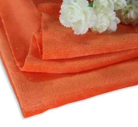 48cm * 160cm de cristal de pelúcia curto super macio tecido de pelúcia para costura diy artesanal casa têxtil pano para brinquedos de pelúcia tecido