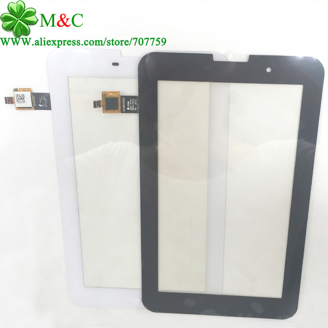 New A3000 Touch Panel For Lenovo IdeaTab A3000 A3000-H Touch Screen Digitizer Glass Panel With Tracking Number