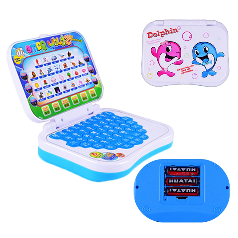 Early Education Computer Reading Machine Multi-function Mini Dot Educational Toys Chinese And English Random Colors