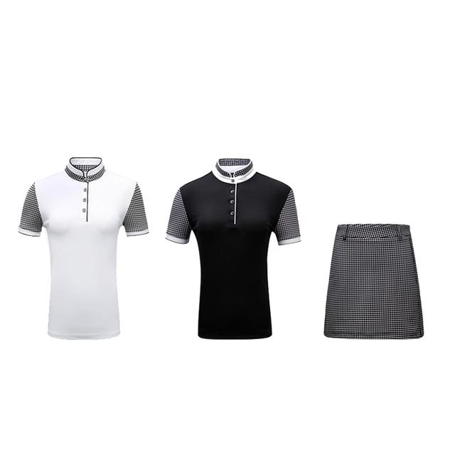 2020 PGM Golf T-Shirt Skirt Suits Apparel Ladies