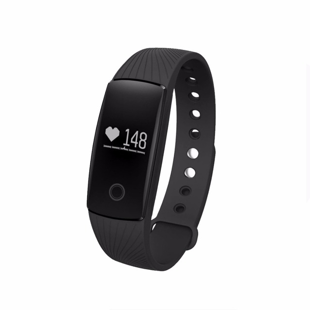 2016 Мода Спорт Смарт Band Bluetooth 4.0 Smartband Heart Rate Monitor Активно Фитнес-Трекер Сна Монитора Smart Браслет